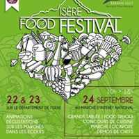 Stand VegOresto - Isre Food Festival