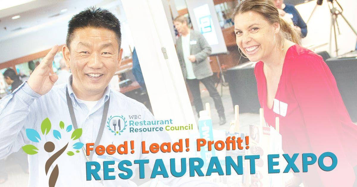 Feed Lead Profit Restaurant Expo