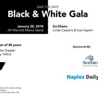 Black &amp White GalaCelebrating 40 Years