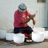 Sunday Singing Bowl Meditation with Ron Esposito