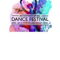 3rd Annual International Dance Festival
