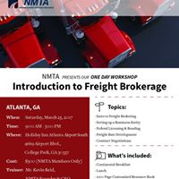 Introduction to Freight Brokerage