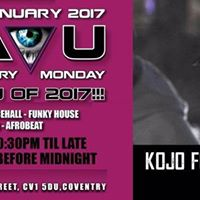 First DejaVu of 2017 with KOJO FUNDS &amp Friends share this event