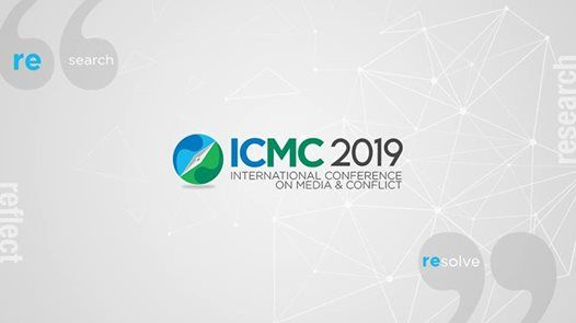 International Conference on Media & Conflict 2019