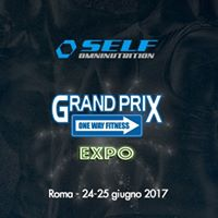Grand Prix OneWayFitness IFBB Expo