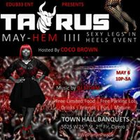 Taurus May-Hem IIII Sexy Legs In Heels Event