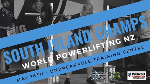 WPNZ - South Island Powerlifting Champs