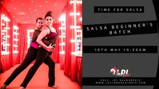 Salsa Weekend Beginners Batch