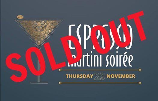 Espresso Martini Soiree