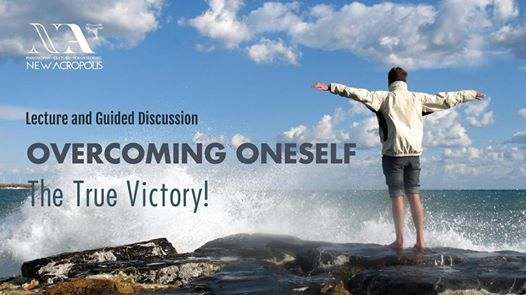 Overcoming oneself the true victory (Jayanagar branch)