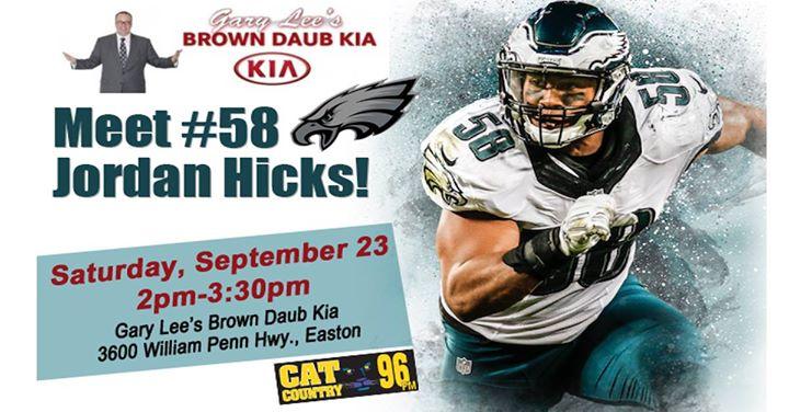 Meet Philadelphia Eagle U0027Jordan Hicksu0027