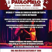 Curso De Teatro E Circo De Frias