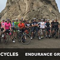 Endurance Training Ride - Nov. 25th