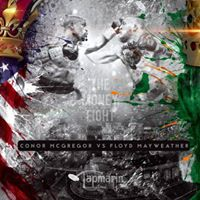 Floyd Mayweather VS Conor McGregor  Cafe Tapmarin