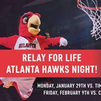 Atlanta Hawks Night