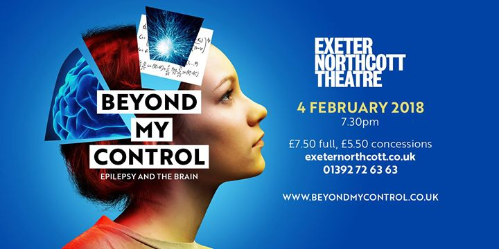 Beyond My Control at Exeter Northcott