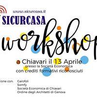 Workshop Formativo Sicurcasa