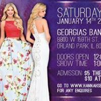 Exclusive Invitation to Model in 2017 Prom Fashion Show