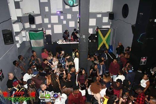 RARA at the Biggest Afro Caribbean Party AfrobeatsvsDancehall
