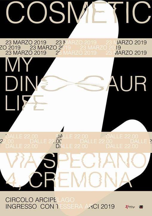 Cosmetic  My Dinosaur Life  Circolo Arcipelago Cremona