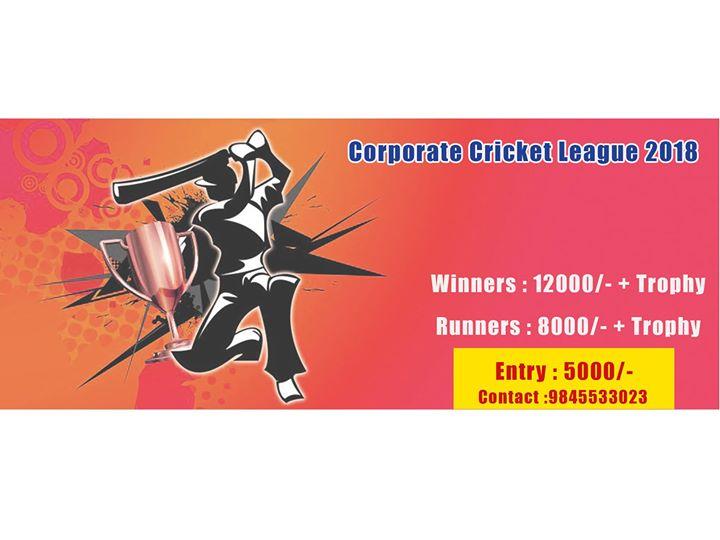Corporate Cricket League 2018