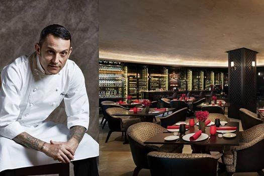 Guest Chef David Tamburini (La Scala Bangkok) at WHISK