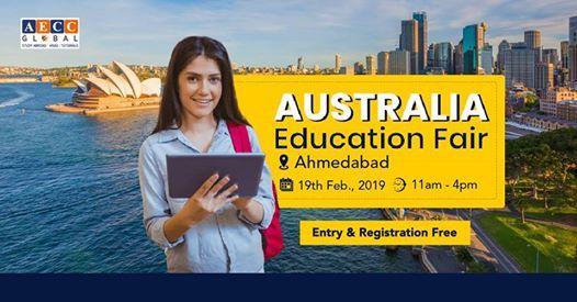 Australia Education Fair - Ahmedabad