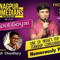 Nagpur Komedians with Vipul Goyal