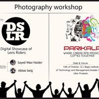 Photography workshop by Digital Showcase of Lens Riders