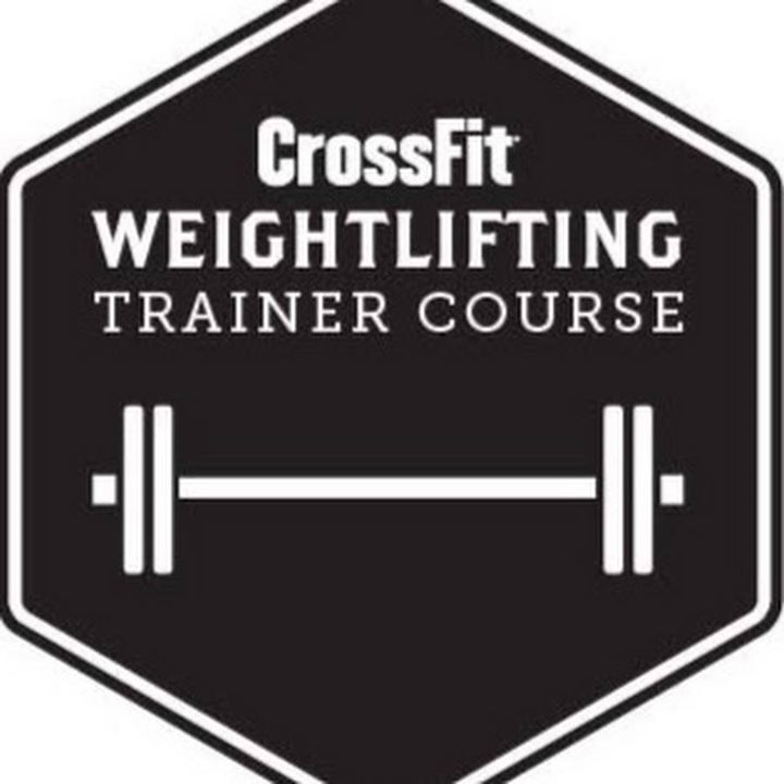 Crossfit Weightlifting Certification At Reebok Crossfit Zurich House