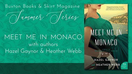 Skirt Book Club Summer Series Meet Me In Monaco
