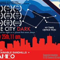 Potluck &amp Film Screening - The City Dark