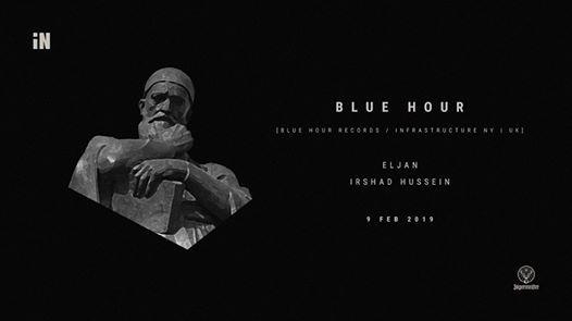 iN BLUE HOUR  Eljan  Irshad Hussein