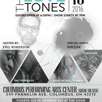 The Love Tones hosted by Eric Roberson