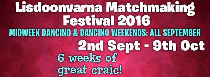 Lisdoonvarna matchmaking festival accommodation