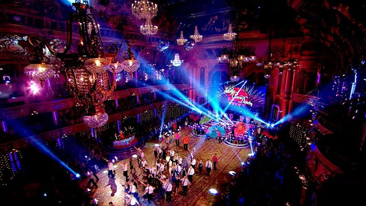 Strictly Come Dancing Live At Blackpool Tower