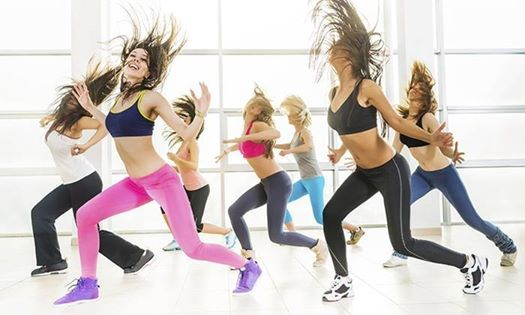 Zumba Fitness Classes in Kand