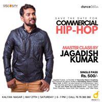 Commercial Hip Hop by Jagadish Kumar