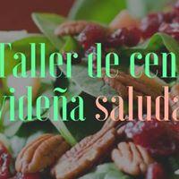Cena Navidea Saludable