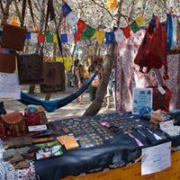 Tesori dallIndia flea market