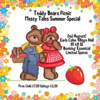 Teddy Bears Picnic Summer Special
