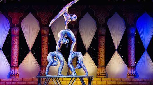 Shanghai CIrcus feat. The Shanghai Acrobats