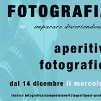Le basi della fotografia in 5 lezioni allaperitivo