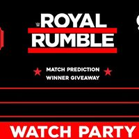 The Royal Rumble Watch Party