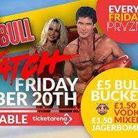 Superbull Fridays - Baywatch Party - 1.50 Drinks
