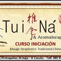Curso Masaje TUI NA &amp Aromaterapia