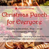 Christmas Punch for Everyone