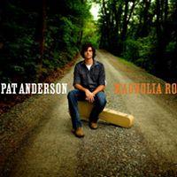Pat Anderson at Stone Mountain Vineyards