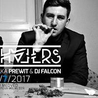 Inhalers w. Pepe &amp DJ Falcon