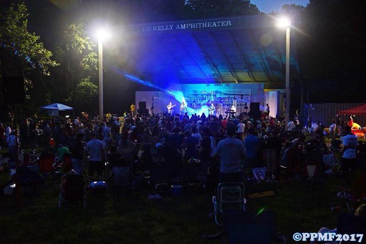 Wednesday 530 Pennypack Park Music Festival